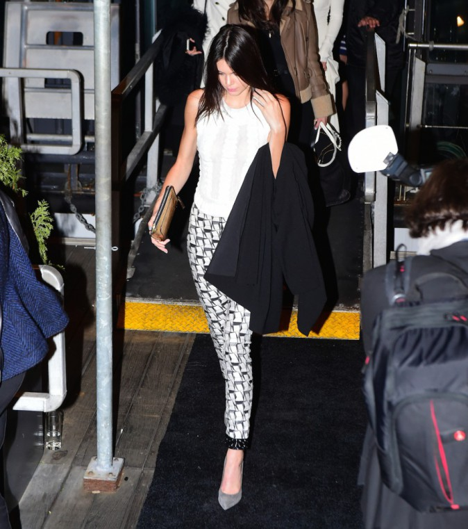 Kendall Jenner le 30 mars 2015