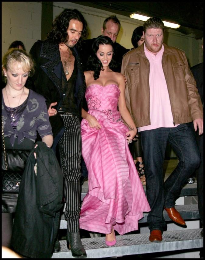 Une des premières apparitions officielles du couple en 2009 !
