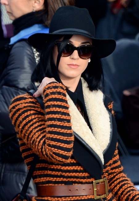 Katy Perry le 21 janvier 2013 à Washington