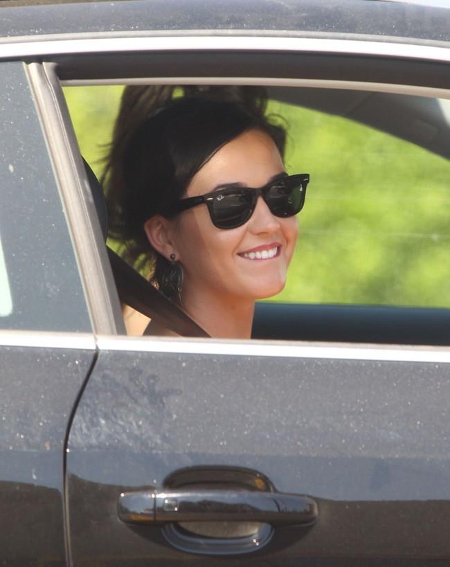 Katy Perry le 11 août 2012 à Los Angeles