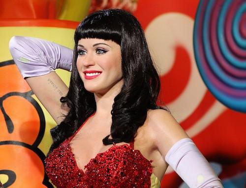 Photos : Katy Perry : sa statue de cire entre aussi au musée !
