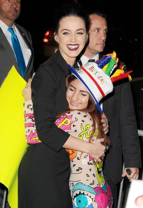 Katy Perry à Los Angeles le 26 mars 2015