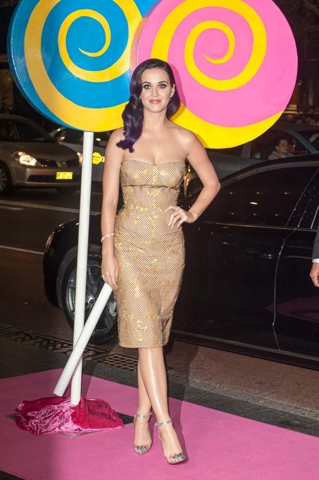 Katy Perry le 30 juin 2012 à Sydney