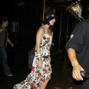 Katy Perry au concert des XX, Hollywood, 23 juillet 2012