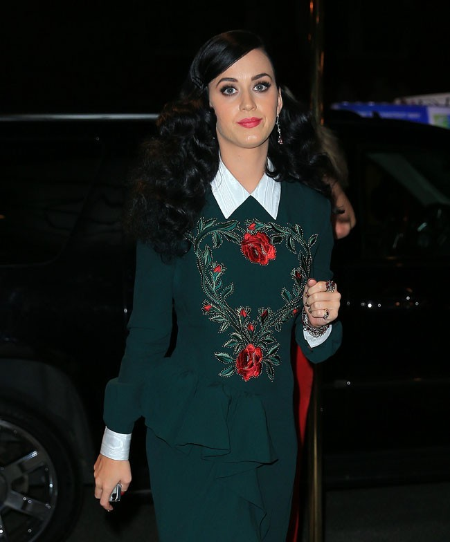 Katy Perry le 2 mai 2013 à New York