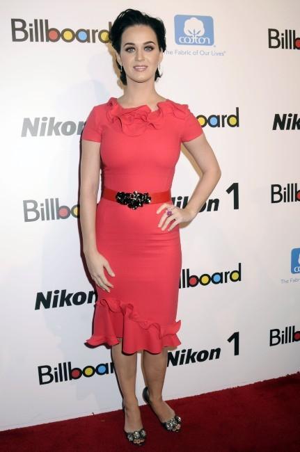 Katy Perry le 30 novembre 2012 à New York