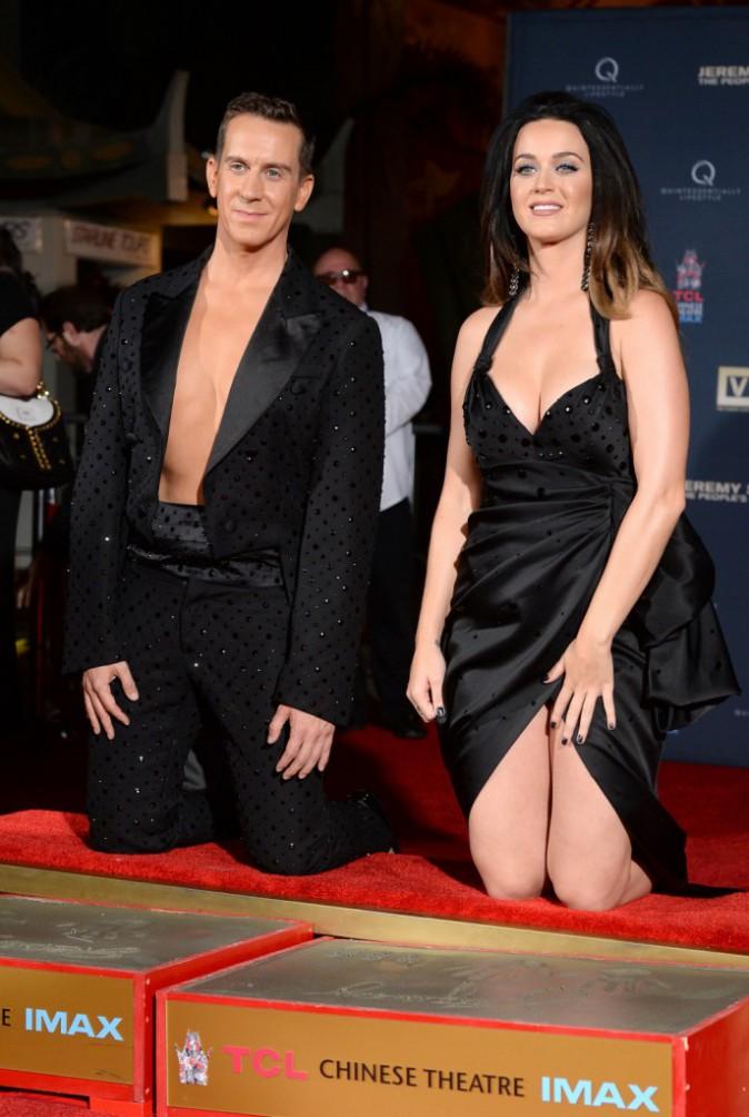 Katy Perry et Jeremy Scott le 8 septembre 2015