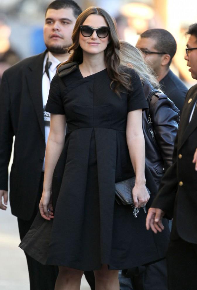 Photos : Keira Knightley : bientôt maman et toujours glamour !