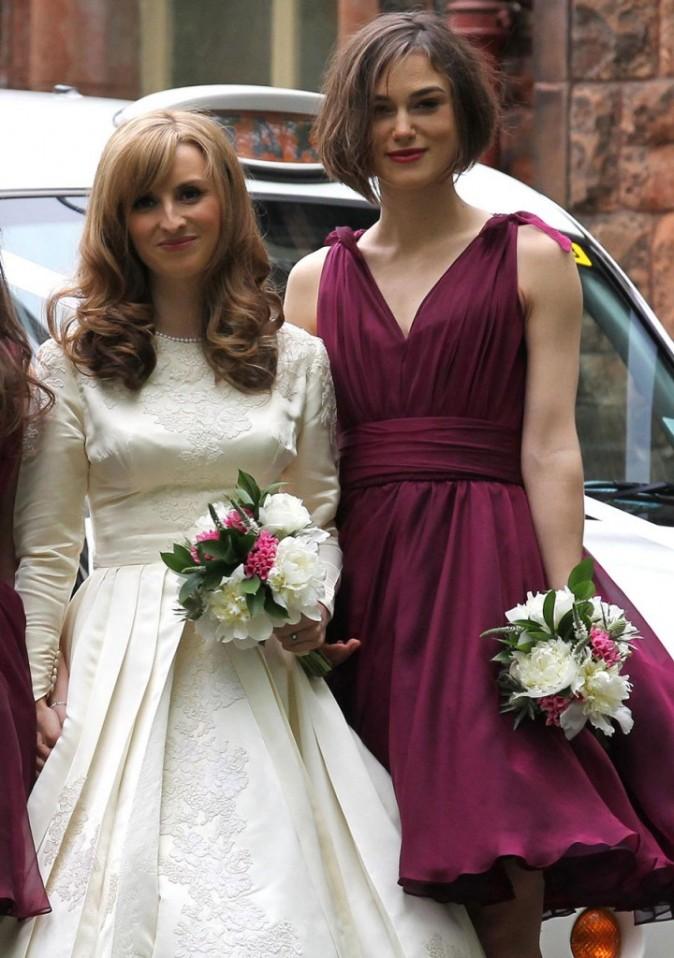 Pas très sexy la robe de la mariée !
