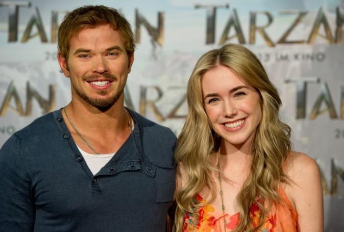 Tarzan et sa Jane...