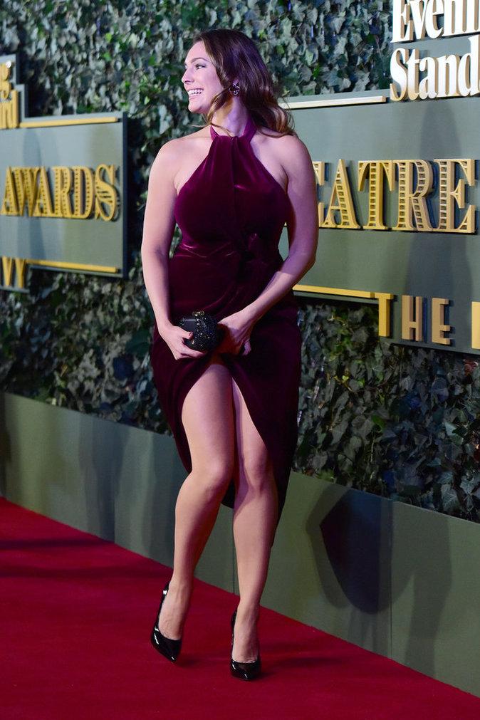 Photos : Kelly Brook dévoile (encore une fois) sa culotte sur Instagram