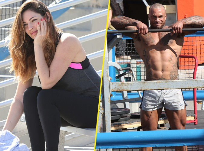 Kelly Brook : en extase devant son boyfriend super bodybuildé !