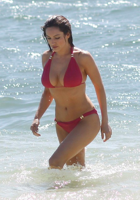 Kelly Brook en 2010