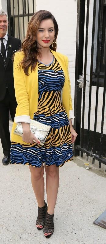 Kelly Brook, Londres, 14 septembre 2012.