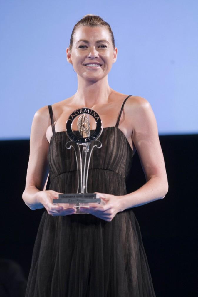 Ellen Pompeo le 16 juin 2015