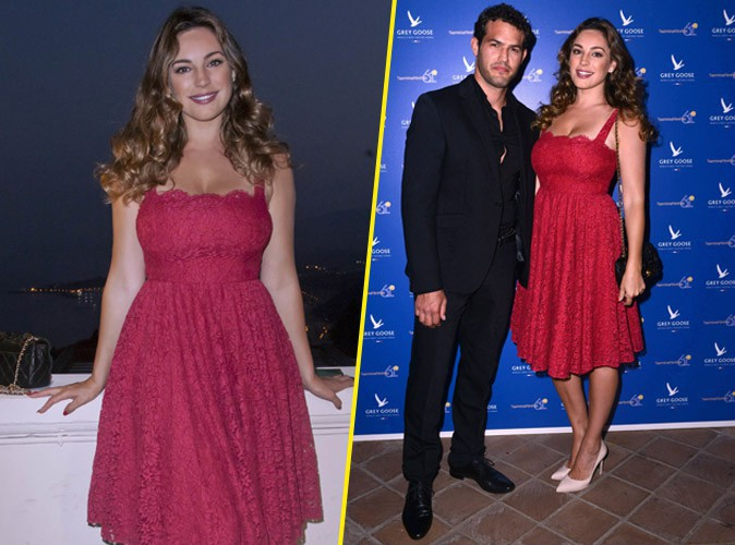 Kelly Brook et Jeremy Parisi le 16 juin 2015