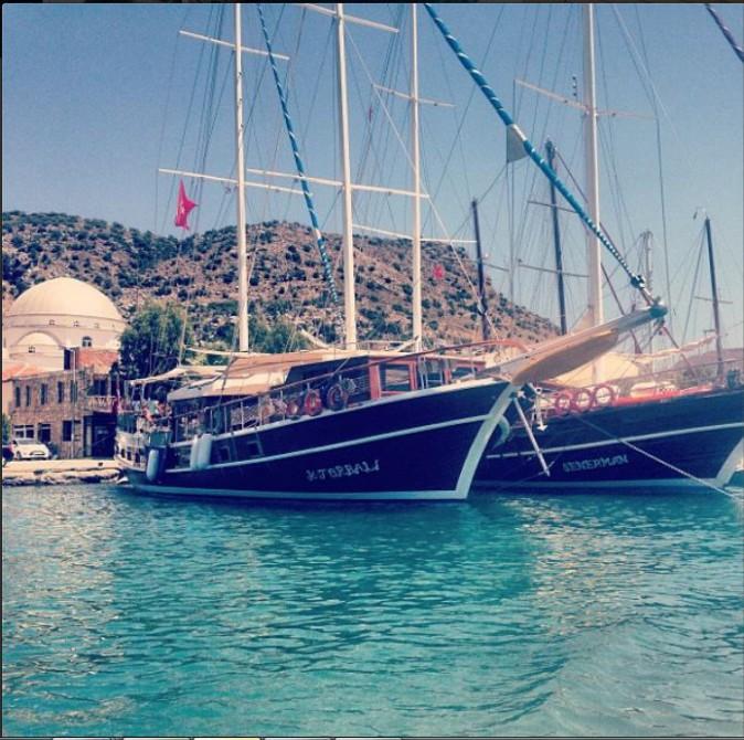 Goulette Style #Sailing #Med #Livin