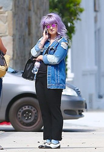 Kelly Osbourne à Los Angeles le 30 août 2013