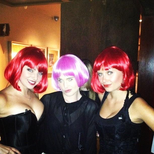 Qui a la plus jolie perruque ?