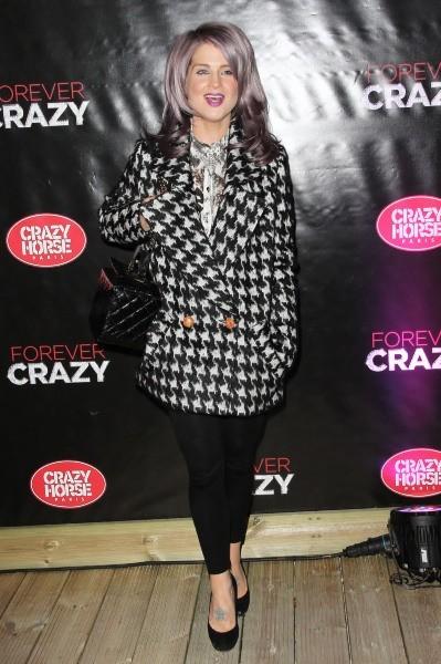 Kelly Osbourne, Londres, 19 septembre 2012.