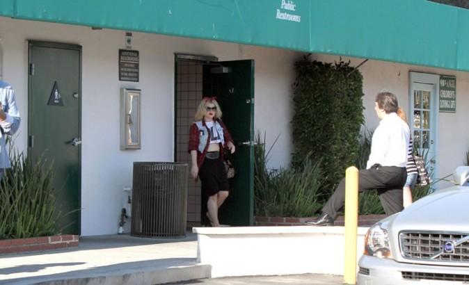 Kelly Osbourne à Malibu, le 5 septembre 2011.