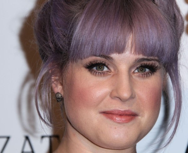 "Kelly Osbourne lors de la soirée ""The Black Diamond Affair"" à Hollywood, le 8 octobre 2013."