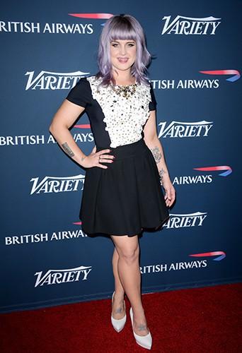 Kelly Osbourne à Los Angeles le 25 septembre 2013