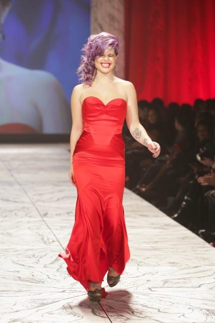 Kelly Osbourne, New York, 6 février 2013