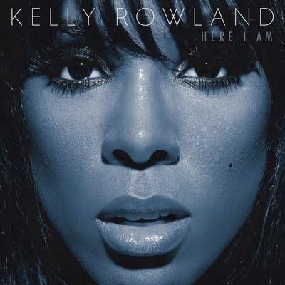 La pochette de Here I Am, le nouvel album de Kelly Rowland !