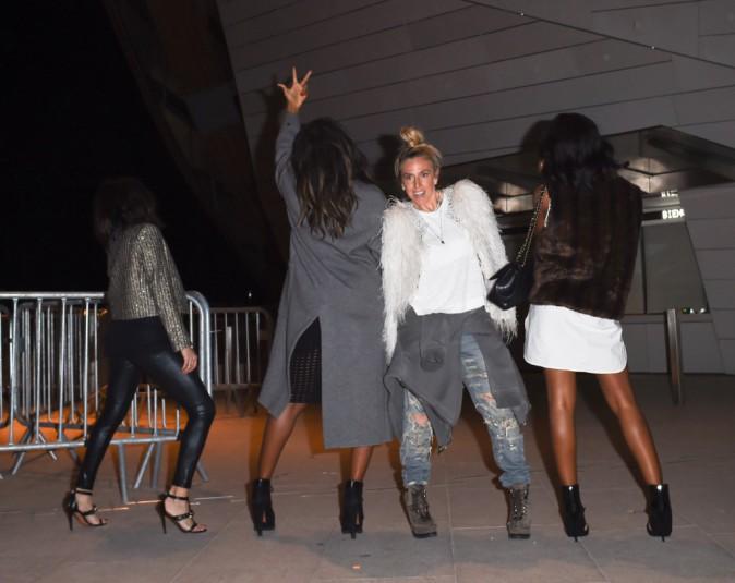 Kelly Rowland le 10 mars 2015