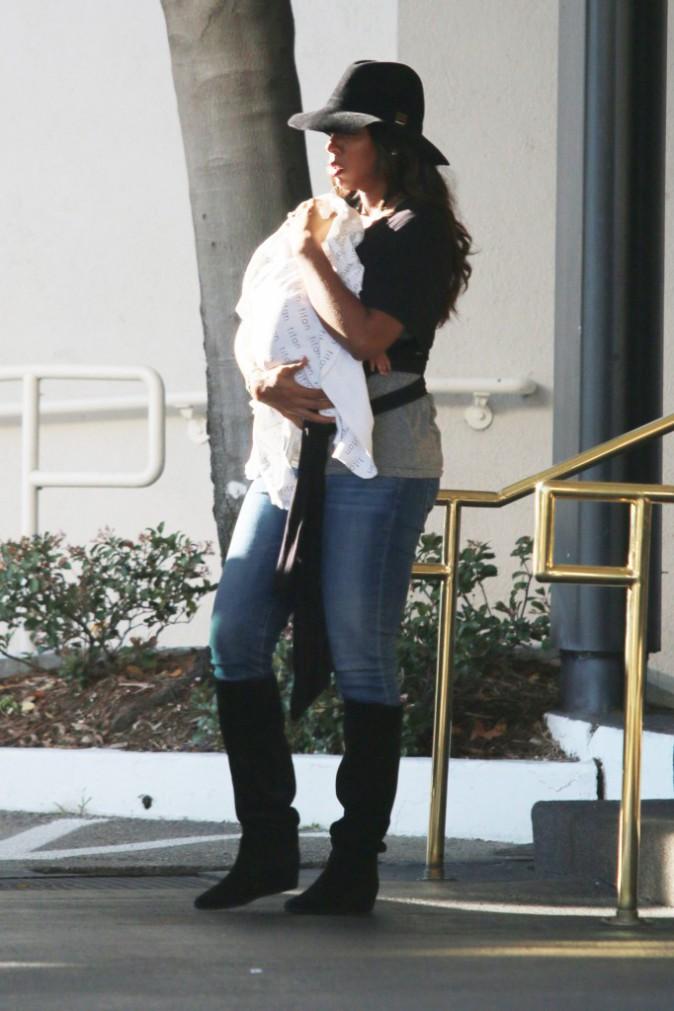 Kelly Rowland le 22 décembre 2014