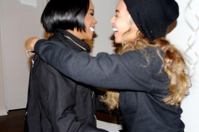 Kelly Rowland : sa folle soirée d'anniversaire avec Beyoncé le 11 février 2014 !