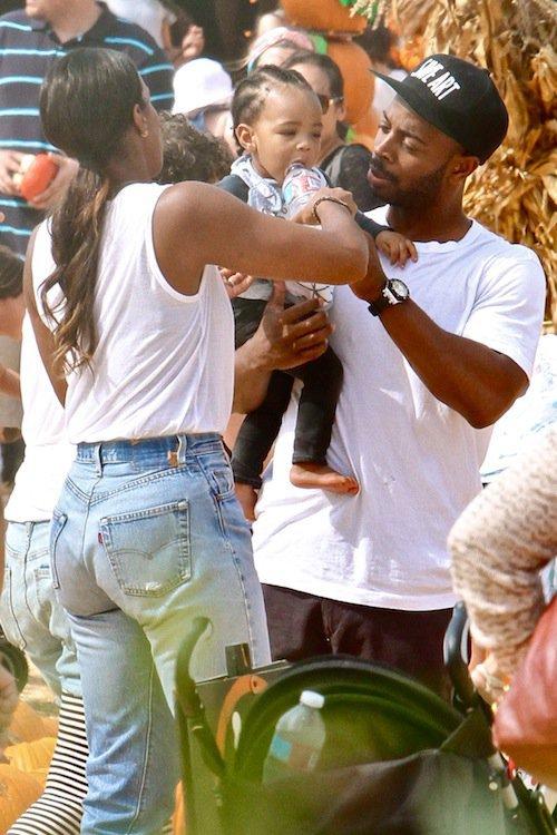 Photos : Kelly Rowland : son fils Titan a bien grandi !