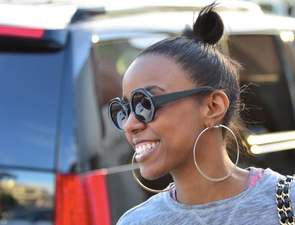 Kelly Rowland à Beverly Hills, le 26 novembre 2013.