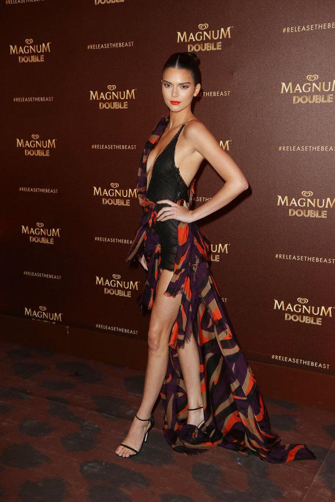 Kendall Jenner à Cannes le 12/05/2016