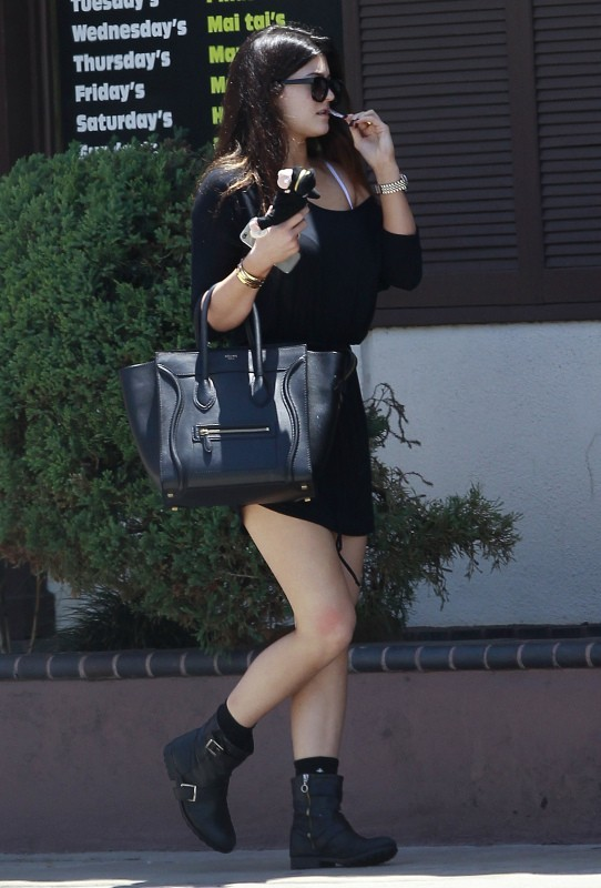 Kendall Jenner, Los Angeles, 31 mai 2013.