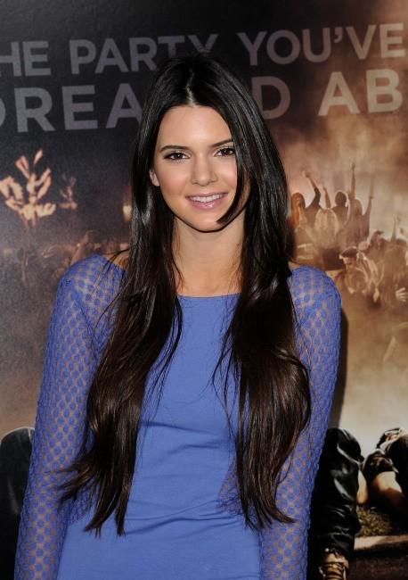 Kendall Jenner lors de la première du film Projet X à Los Angeles, le 29 février 2012.