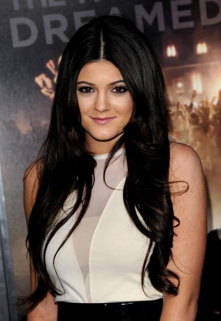 Kylie Jenner lors de la première du film Projet X à Los Angeles, le 29 février 2012.