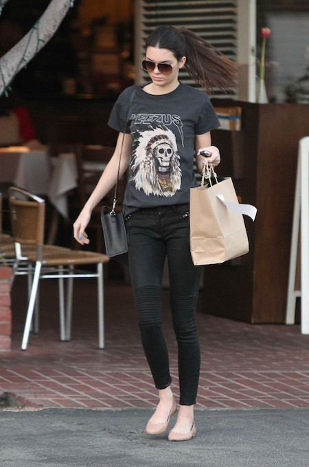 Photos : Kendall Jenner : à tout juste 18 ans, elle fait déjà la fierté du clan Kardashian !