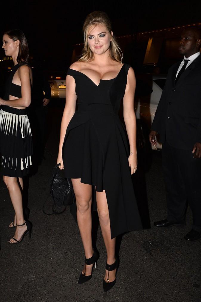 Kate Upton le 16 septembre 2015