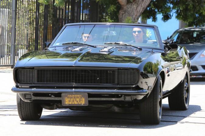 Photos : Kendall Jenner au volant de sa nouvelle voiture à... 50 000 dollars !