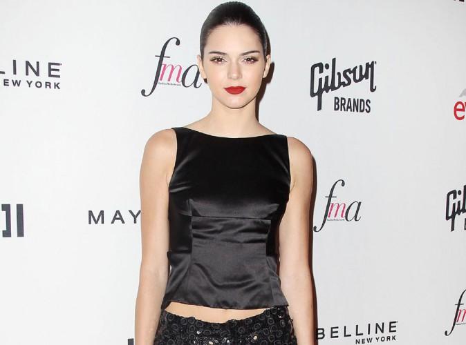 Kendall Jenner : audacieuse et captivante pour sa première apparition à la Fashion Week de New-York !