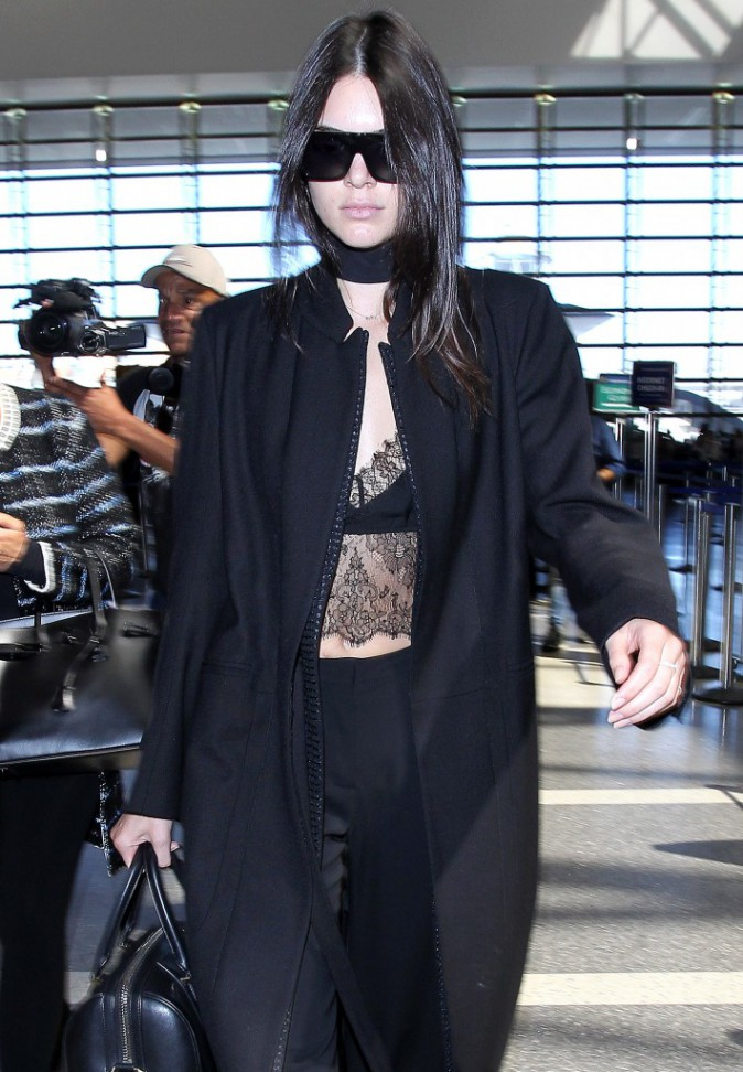 Kendall Jenner le 28 septembre 2015