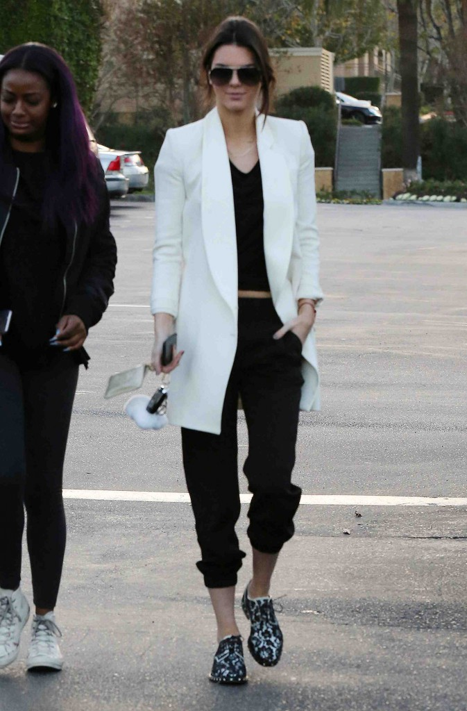 Kendall Jenner : chic ou sporty, il faut choisir !