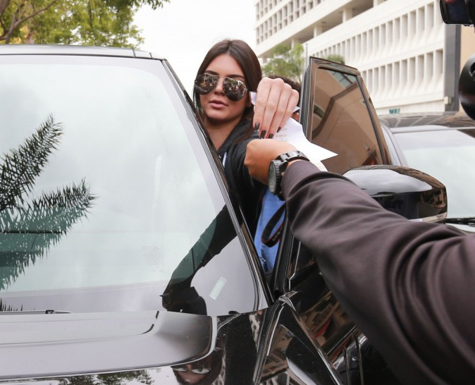 "Photos : Kendall Jenner continuera d'appeler Caitlyn Jenner ""Papa"" !"