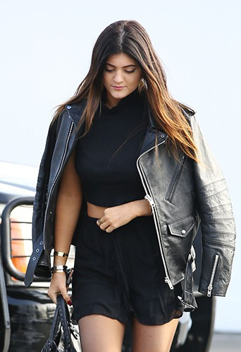 Kylie Jenner à Los Angeles le 23 octobre 2013