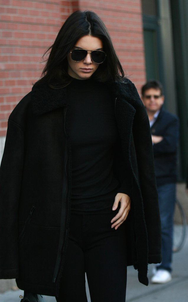 Kendall Jenner le 8 novembre 2015