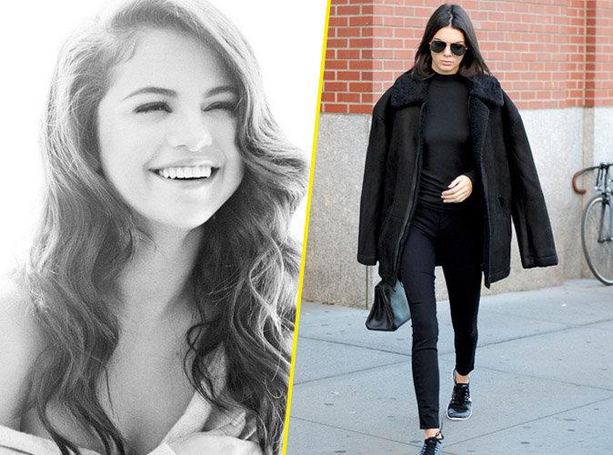 Selena Gomez et Kendall Jenner le 8 novembre 2015