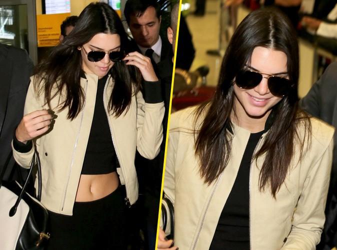Kendall Jenner : �g�rie de toute beaut� au Br�sil !