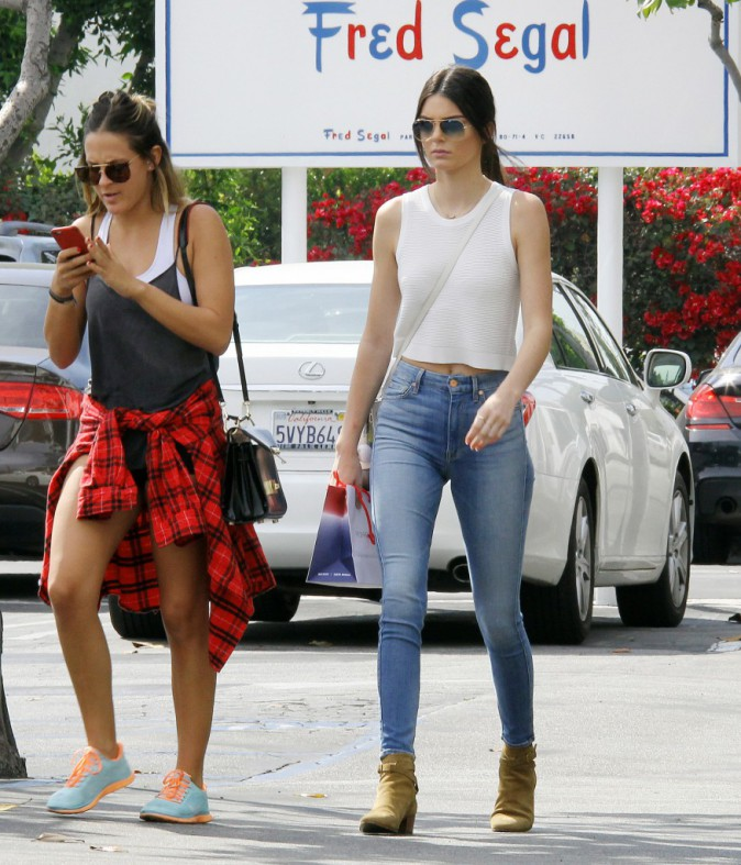 Kendall Jenner le 16 mars 2015